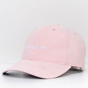 Adidas• Relaxed Plus Strapback  Hat
